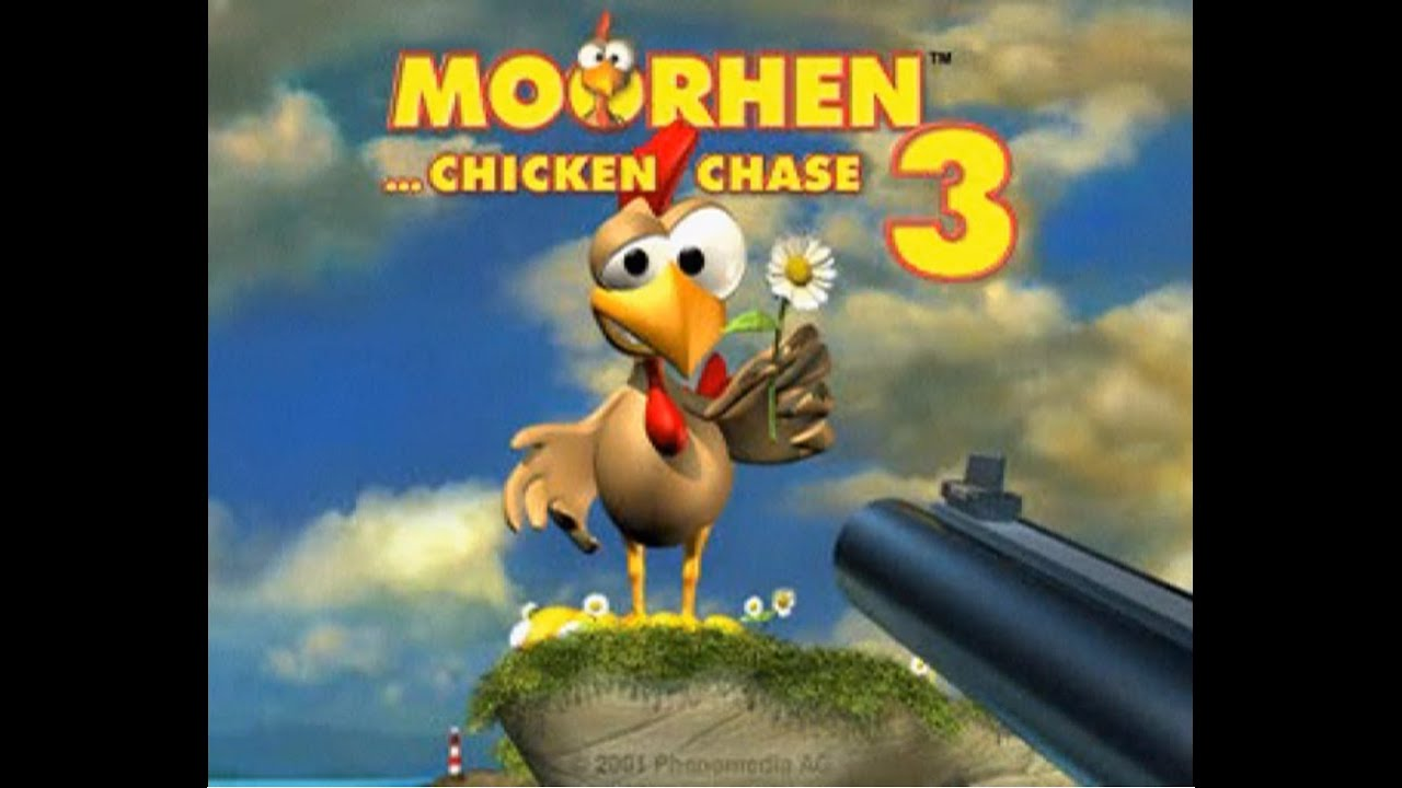PSX Longplay [311] Moorhen 3: Chicken Chase