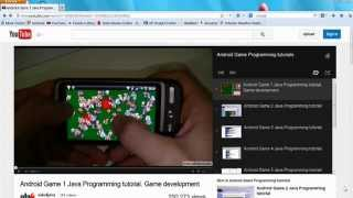 Android Game Programming - 2. How to add background music to a Android Game App. - (Part 1 of 1)