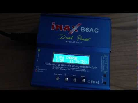 TUTORIAL: How to flash the Imax B6 Charger to get the Calibration Menu 1 Back