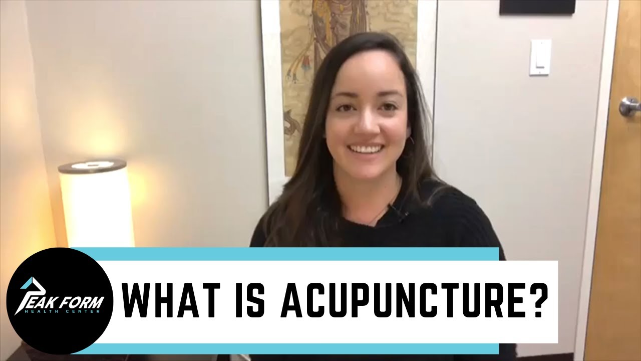 What is Acupuncture? San Diego Acupuncture with Annie Boyd ...