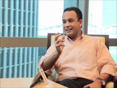 IPA Voices Interview with Anies Baswedan Part 1.wmv