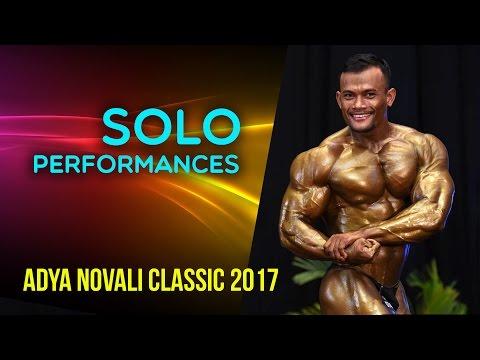 ADYA NOVALI CLASSIC 2017: Solo Performance Compilations