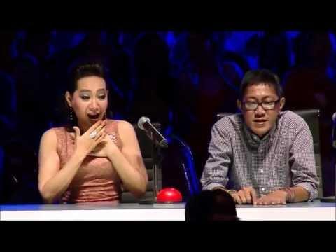Kyan Phein - Myanmar Got Talent Semi Final