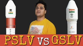 Difference Between PSLV And GSLV  What Is PSLV What Is GSLV