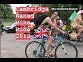 R18: Cambridge Naked Bike Ride 🚲
