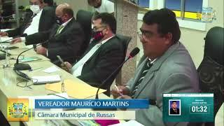 Mauricio Martins   Pequeno Expediente Russas 02 02 21