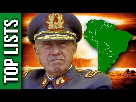 5 Worst South American Dictators