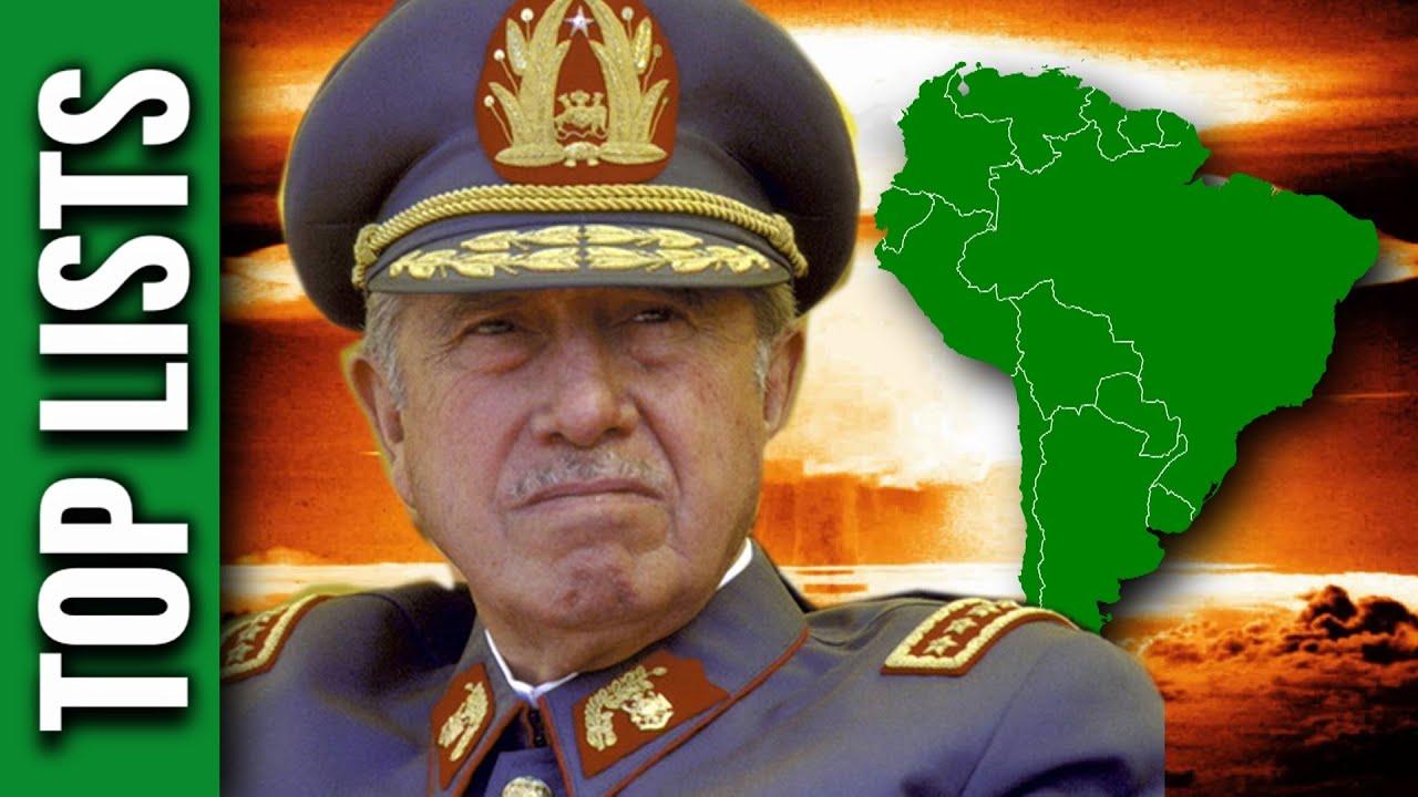 10 worst dictators