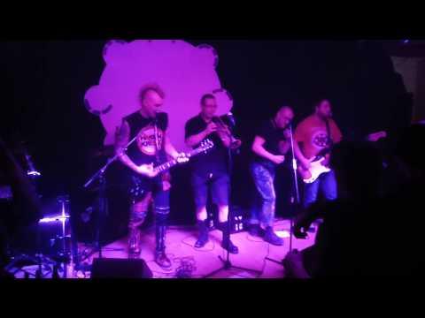 Feuer & Flamme (Oi Punk Ska Rehau) Fischermäns No Friend  Live @ Habana Bamberg 15022014