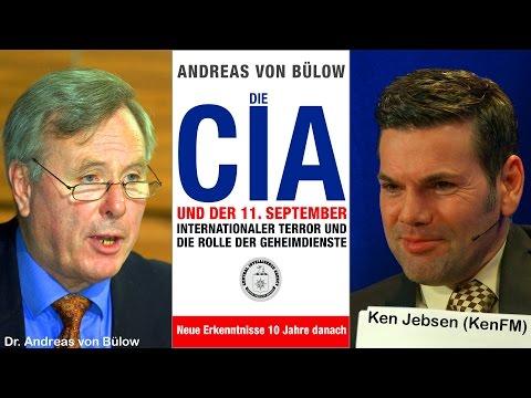 Die CIA und der 11. September - KenFM im Gespräch mit  Dr. Andreas von Bülow