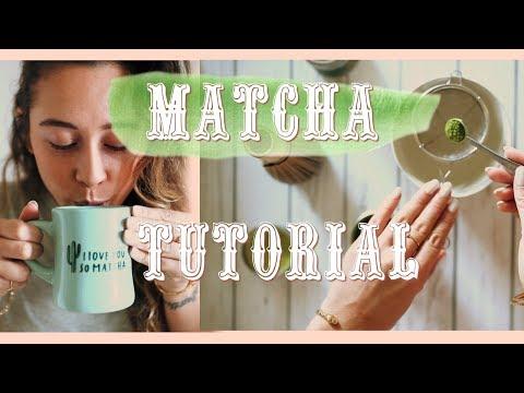Matcha Tutorial | Miki Ash