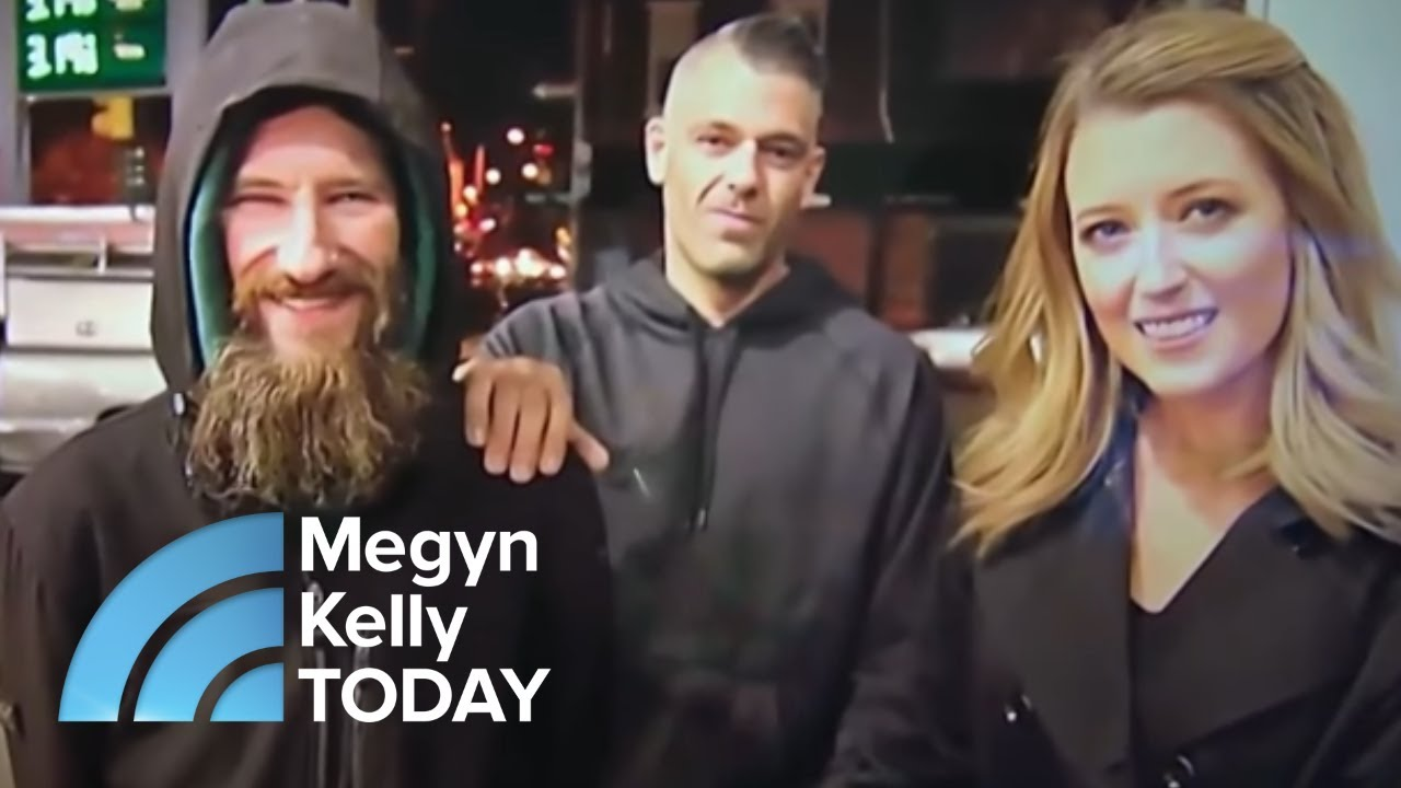 f8a8d9d4b4 $400,000 Couple Raised For Homeless Man Is Gone, Panel Reacts | Megyn Kelly  TODAY