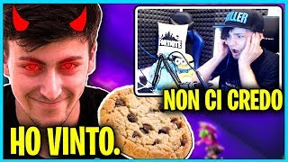 SFIDO Uno YOUTUBER Per LA * MIA* CRUSH Su Fortnite. - * ADDIO *