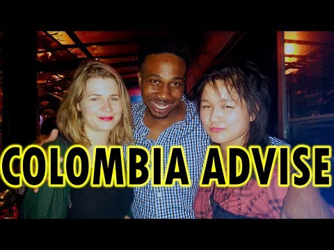 Colombia Advise for First time Travel