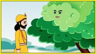 Thakurmar Jhuli | Attyachari König | Thakumar Jhuli Cartoon | Bengali-Geschichten Für Kinder