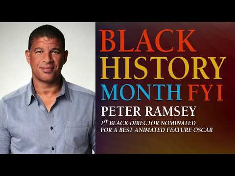 Black History Month FYI: Peter Ramsey & 'Black Panther' | The View
