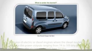 New Renault Kangoo Van Gets Upgraded Diesel Engine
