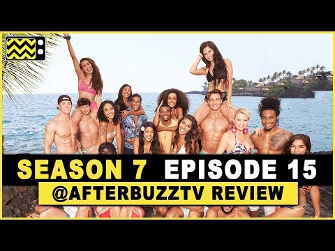Daniel Vilk & Asia Woodley guest on Are You The One? Season 7 Episode 15 Review & After Show