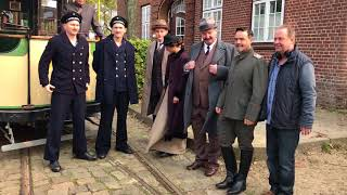 Drehbeginn Schönberg für NDR Doku über Kieler Matrosenaufstand