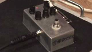 Byoc Build Your Own Clone Large Beaver , Shredder , & Bluesbreaker Guitar Effects Pedal Demo
