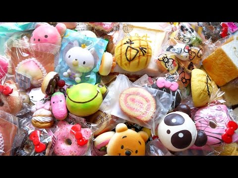 Homemade Squishy Collection Part 1 : KETCHUPGIRI SQUISHIES!? Giveaway + 100,000 Subscriber Y... Doovi
