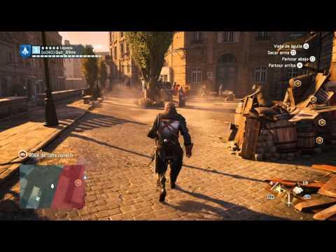 Como ascender rápido en Assassin's Creed Unity