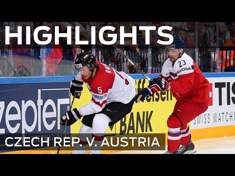 Czechs leave Austria hapless | #IIHFWorlds 2015
