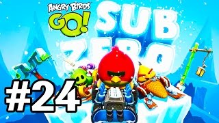 Angry Birds Go! Геймплей Прохождение Часть 24  Gameplay Walkthrough Part 24(, 2015-01-25T21:03:50.000Z)