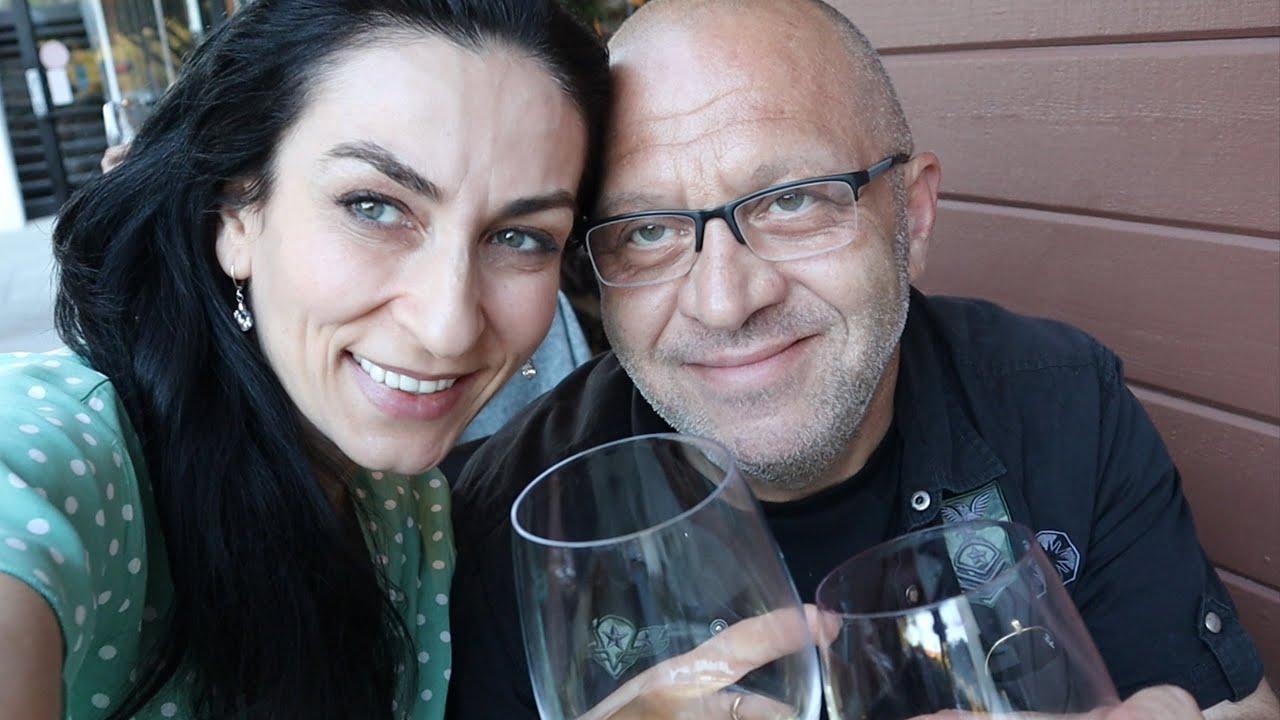 Ужин в Итальянском Ресторане - Настроение Волшебное - Эгине - Семейный Влог - Heghineh Vlogs