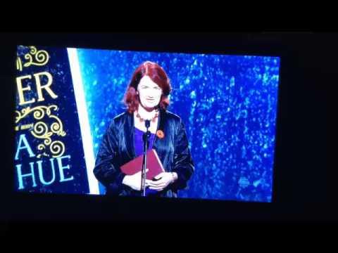 Giller Prize 2016 - Emma Donoghue