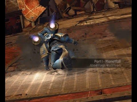 Warhammer 40K: Space Marine - Part 1[Hard][1080p][No Commentary]