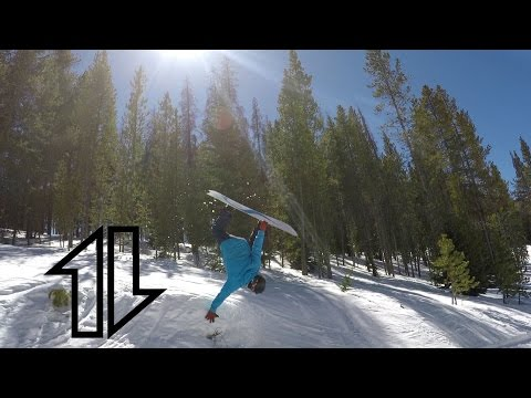 Couple Shots From Shreddin With Jeff Meyer Today.