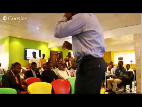 Power Hour with Jean Philippe Courtois. President Of Microsoft International