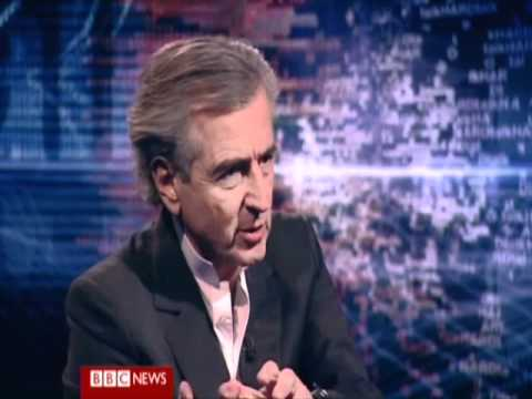 HARDtalk - Bernard-Henri Levy, French philosopher and journalist Part 1.wmv