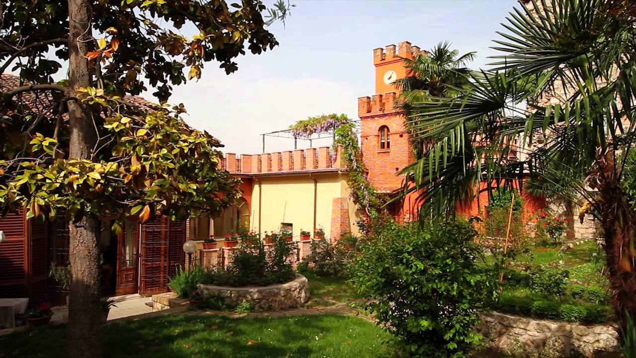 Il giardino segreto bed breakfast ad ascoli piceno youtube - Il giardino segreto banana ...