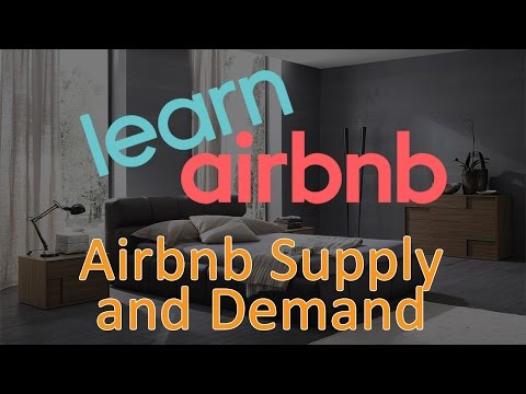 Airbnb Supply and Demand - Dynamic Pricing [Live Q&A]