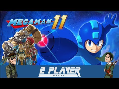 We're Back with The Champions' Ballad & Lots of Mega Man Announcements - Episode 101