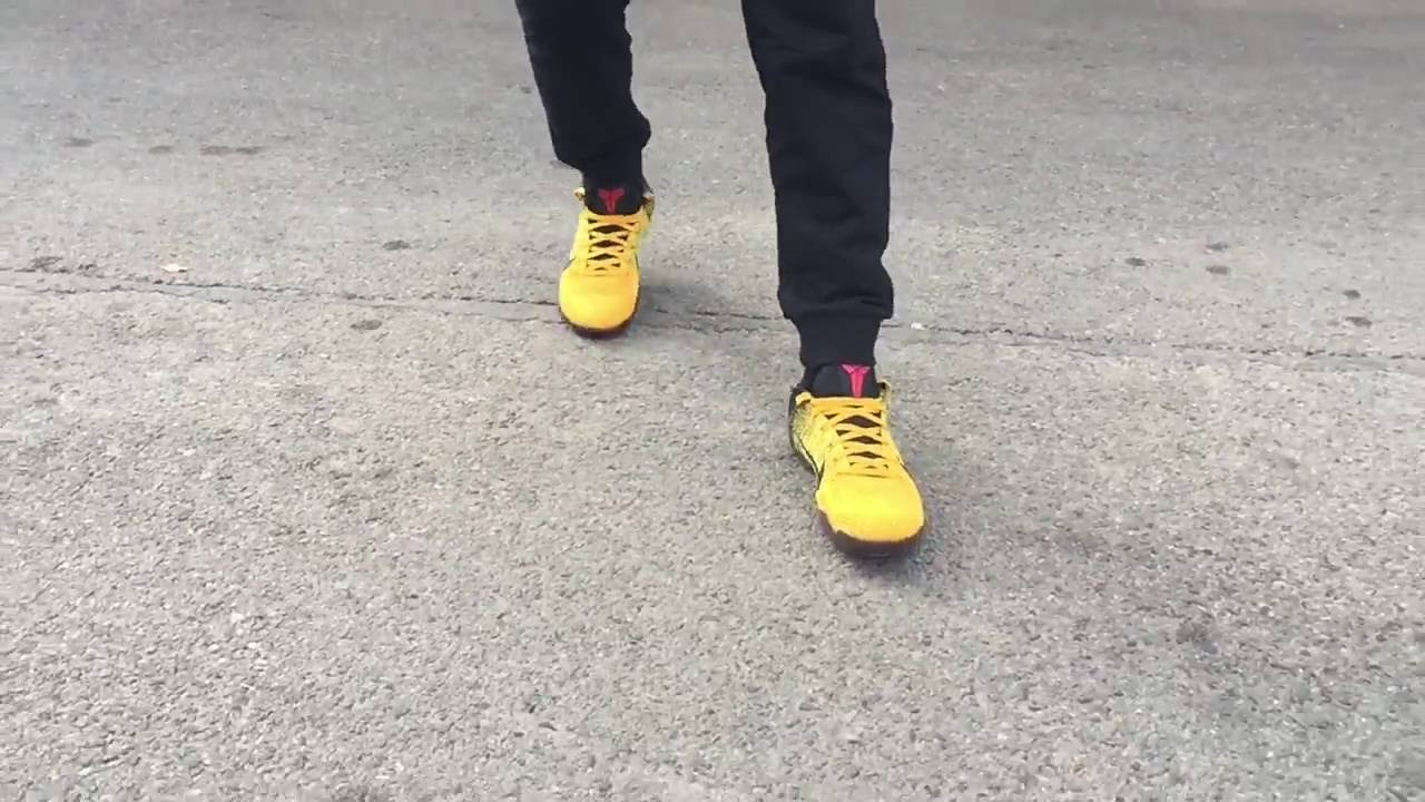 new product e74a5 73b2c Nike Kobe 11