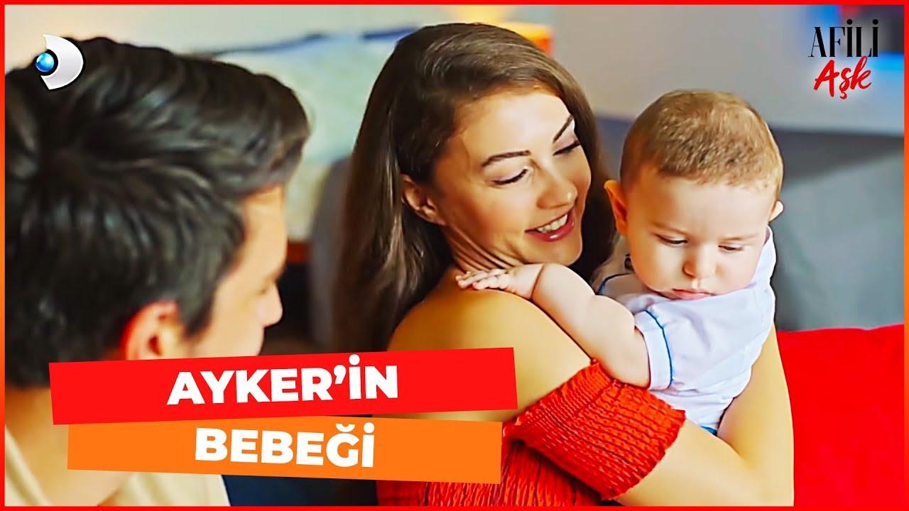 Ayşe ve Kerem'in Bebeği Oldu! - Afili Aşk 11. Bölüm