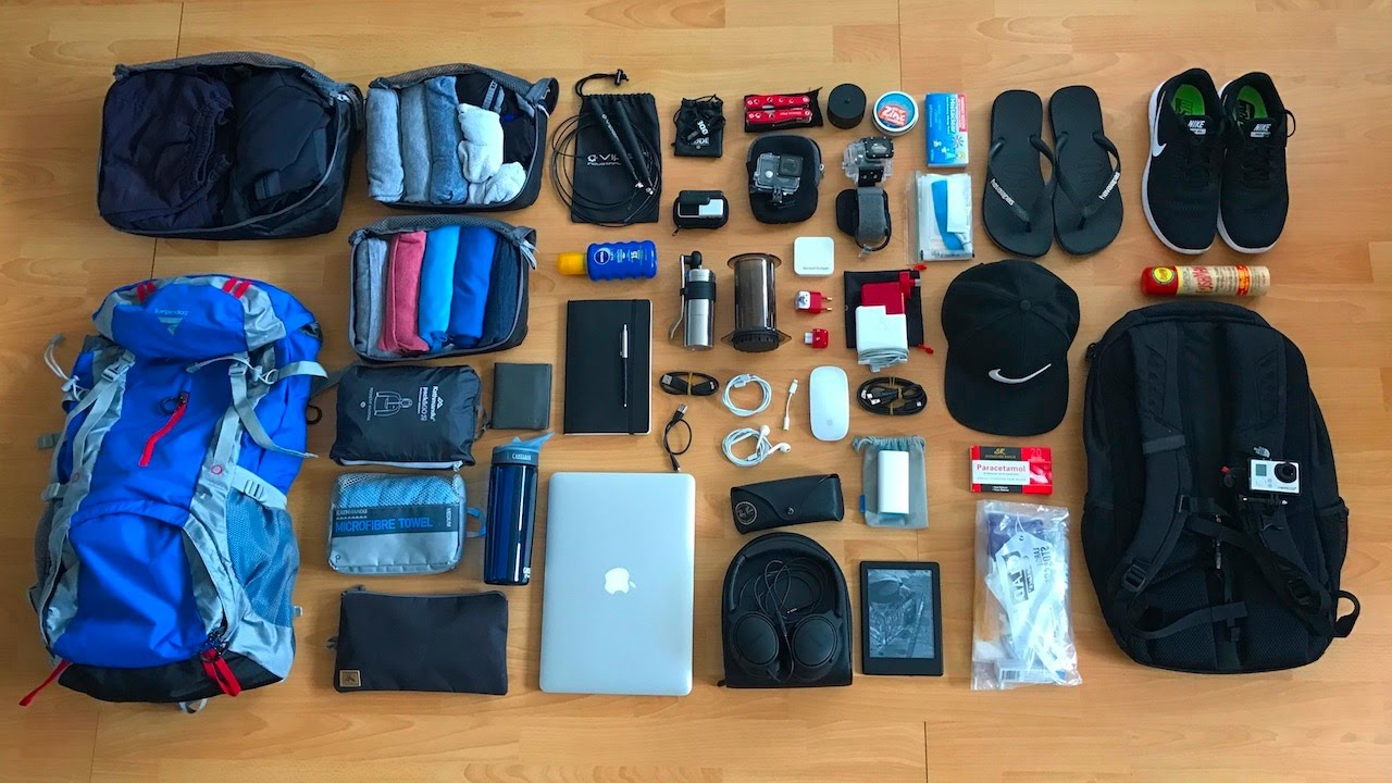 96e8b191b HOW TO PACK FOR 6 MONTHS OF TRAVEL | VLOG #02