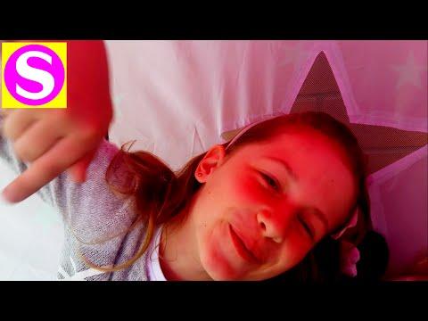 ВЛОГ Идем в гости к Сани и к ее куклам:)))