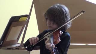 Antonio Vivaldi, Konzert in G-Dur op. 7 nr. 2, Timon Paege