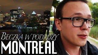Beczka w podróży - Montreal