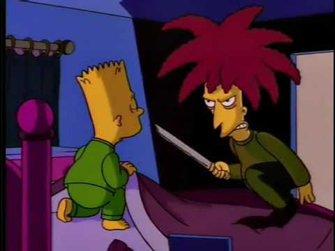 The Simpsons: Sideshow Bob' Last Gleaming part 1
