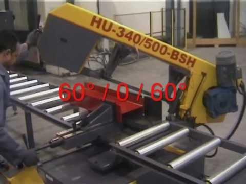 Tronzadoras mg sierra de cinta hierro hu 340 bsh www - Sierra de cinta para metal ...