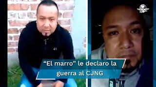 """José Antonio Yépez Ortiz, """"El Marro"""", inició como huachicolero en Guanajuato y diversificó su carrera criminal con extorsiones y secuestros"""