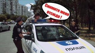 Новая полиция Украины. Беспредел и дтп на дороге | Дизель Студио приколы , апрель 2019