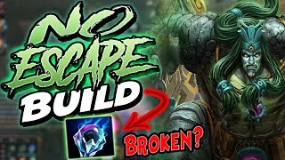 Smite: THE NO ESCAPE CABRAKAN BUILD - I shouldn't be doing THIS much damage!