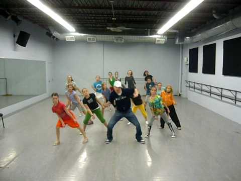 Krazy Pitbull Dance  Austin