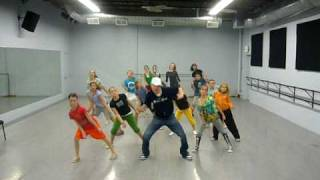 Krazy (Pitbull) Dance by Austin